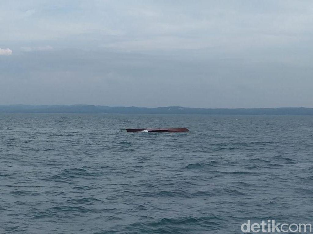 Operasi Pencarian 5 ABK yang Hilang di Perairan Gresik Ditutup