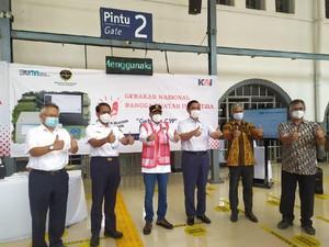 Pemerintah Akan Gunakan GeNose C19 di Stasiun Kereta Awal Februari