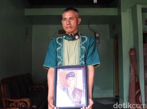 Pesan Terakhir Pratu Roy Pada Ayahnya Sebelum Gugur Ditembak di Papua