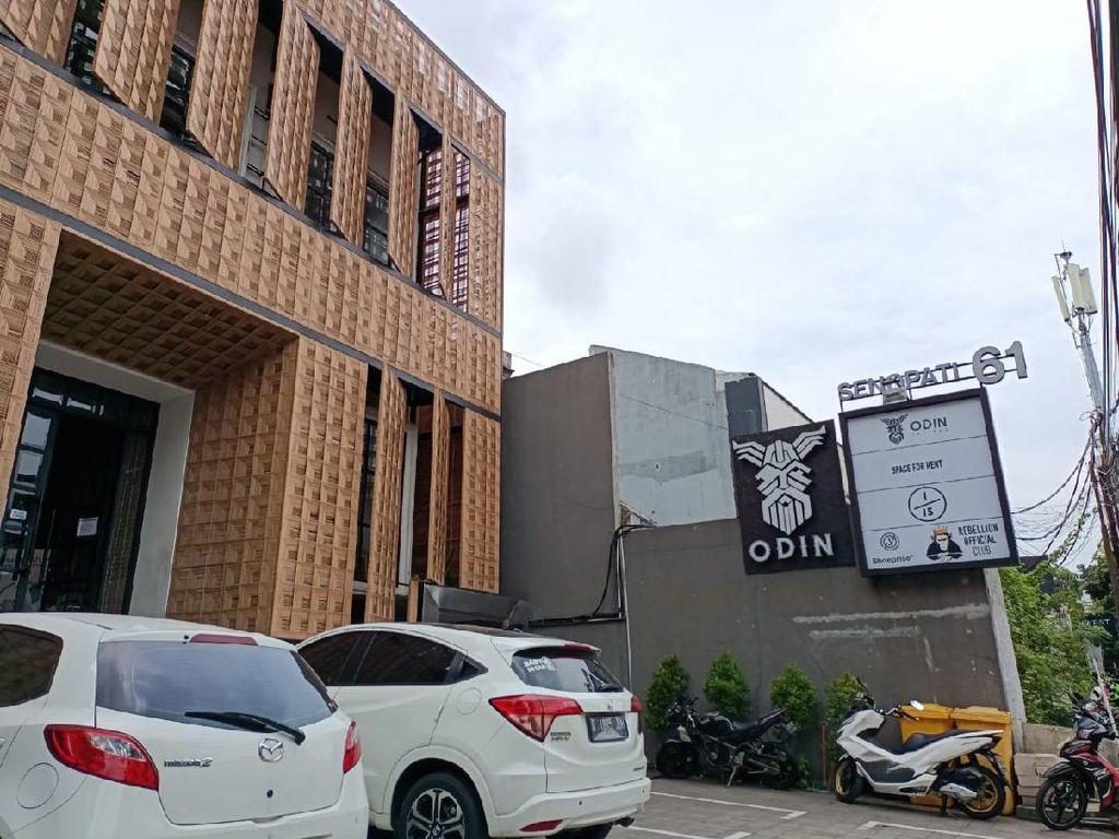 Begini Kondisi Odin Cafe Senopati Usai Dirazia karena Langgar Jam Operasi
