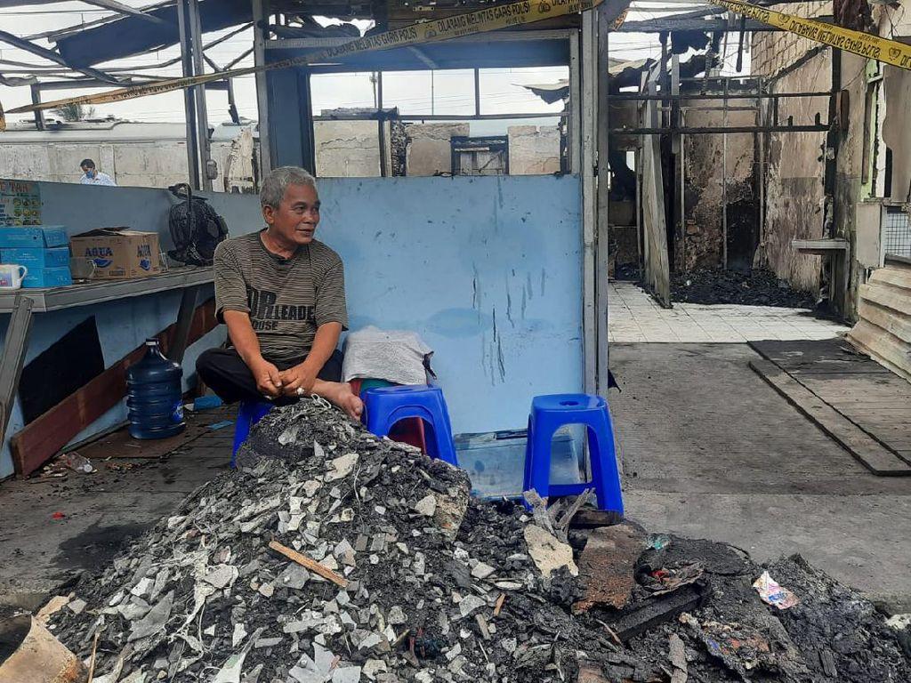Korban Kebakaran di Gambir Berharap Punya Rumah Lagi: Tolong Kami