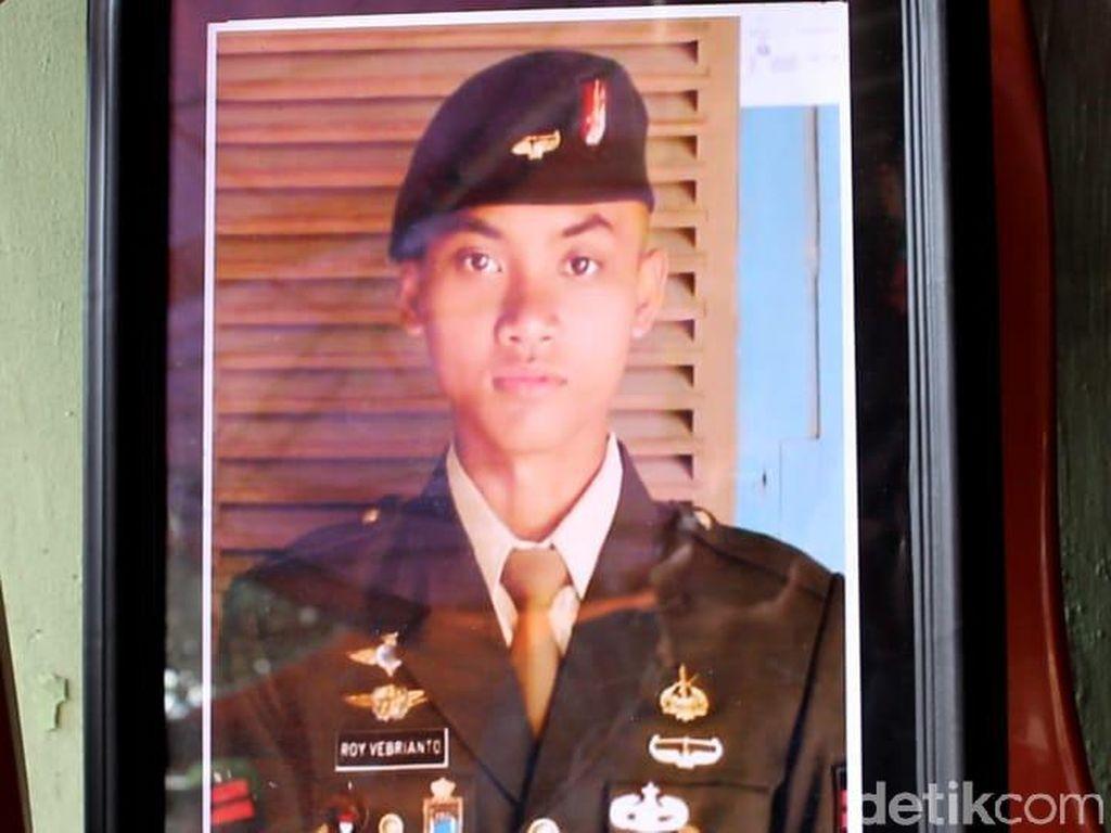Pesan Terakhir Pratu Roy untuk Adiknya yang Ingin Jadi Tentara