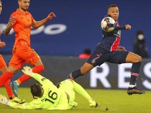 PSG VS Montpellier: Les Parisiens Menang Telak 4-0