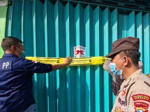PPKM Jilid 2 Dimulai di Surabaya, Ini Aturan yang Diperketat