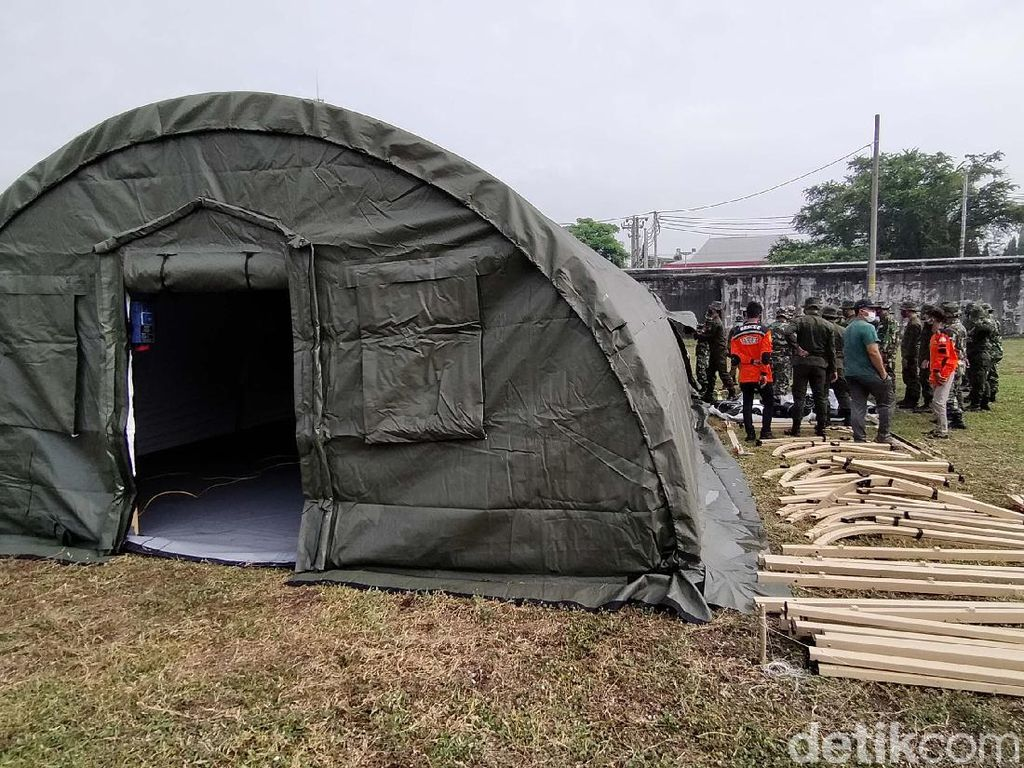 RS Darurat di Benteng Vastenburg Solo Mulai Dibangun