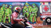Kasus Corona di Indonesia Tambah 5.712, Total Jadi 1.347.026