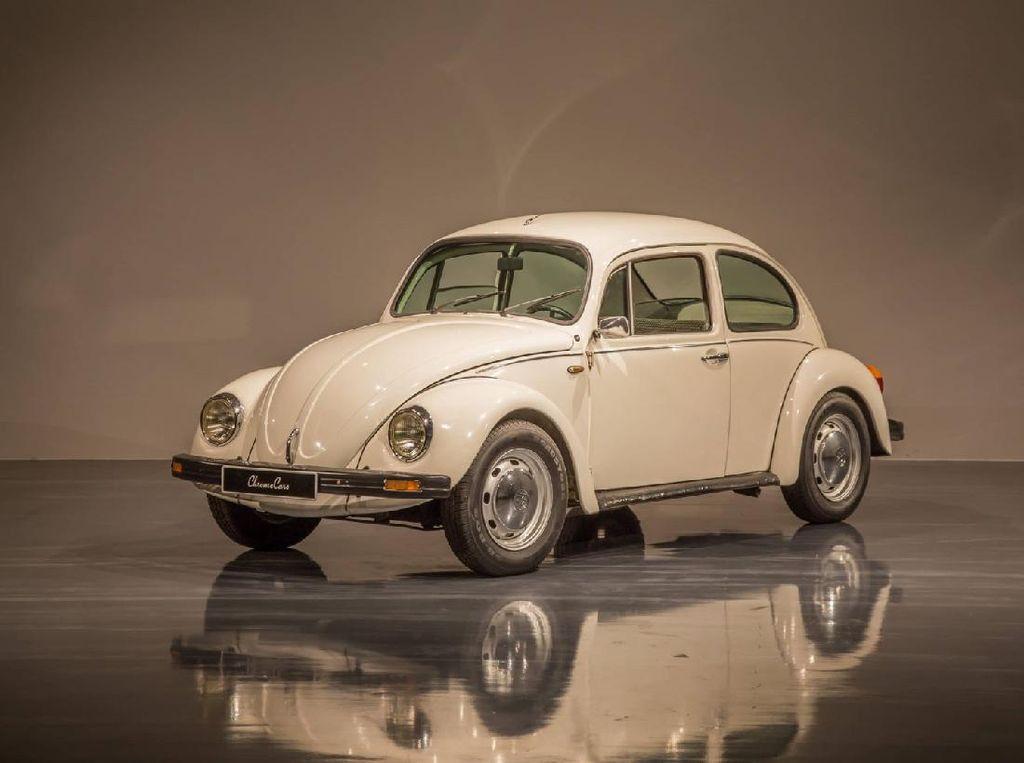 Mobil Presiden Minggir, VW Kodok Satu Ini Tahan Bom dan Peluru Juga