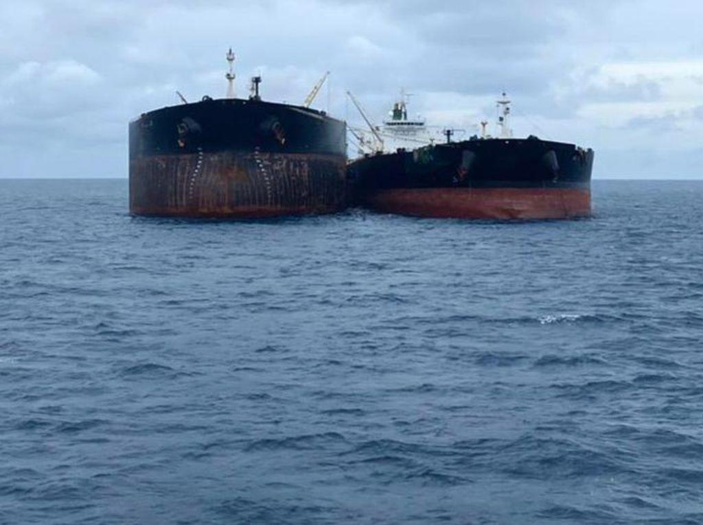 Wakil Ketua DPR Dorong Penyelidikan Legalitas 2 Kapal Tanker Asing di Natuna