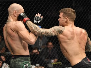 UFC Buka Peluang Gelar Trilogi McGregor Vs Poirier