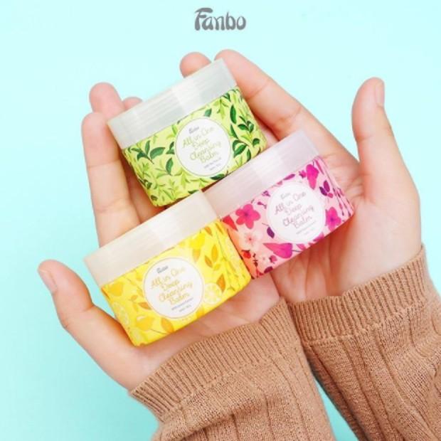 Fanbo All In One Deep Cleansing Balm / Foto: instagram.com/fanbocosmetics