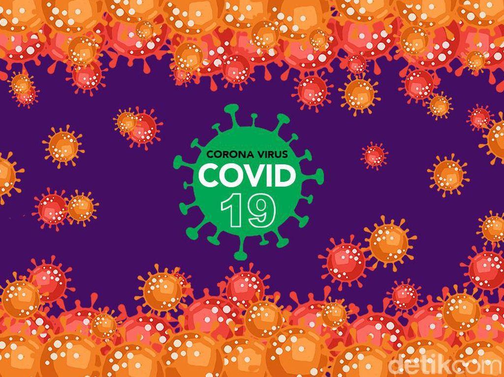 Tambah 8.054, Kasus Covid-19 RI Jadi 1.271.353