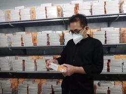 Kudus Terima 11.280 Vaksin Corona, Bupati yang Pertama Disuntik Besok
