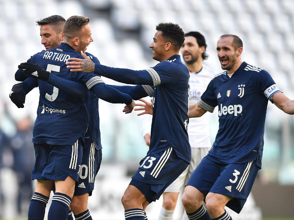 Juventus Kembali Diserang Virus Corona!