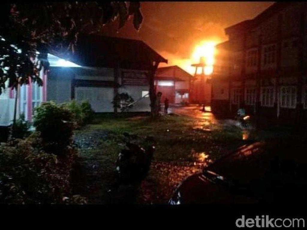Kebakaran Gudang Tewaskan 1 Orang di Purbalingga, Polisi Temukan BBM di TKP