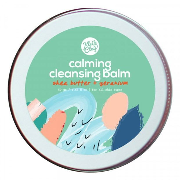 Klei and Clay Calming Cleansing Balm / foto: kleiandclay.com