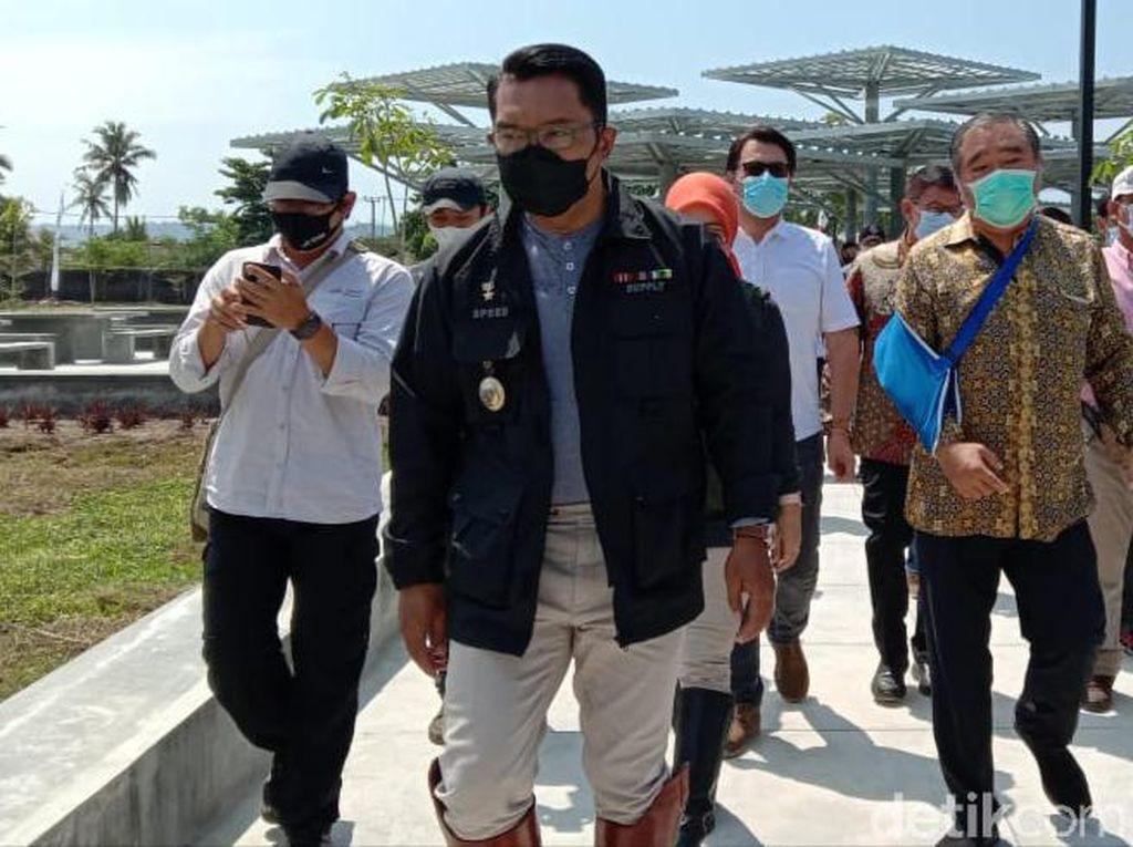 Ridwan Kamil Doakan Kesembuhan Bupati-Wabup Pangandaran yang Kena Corona
