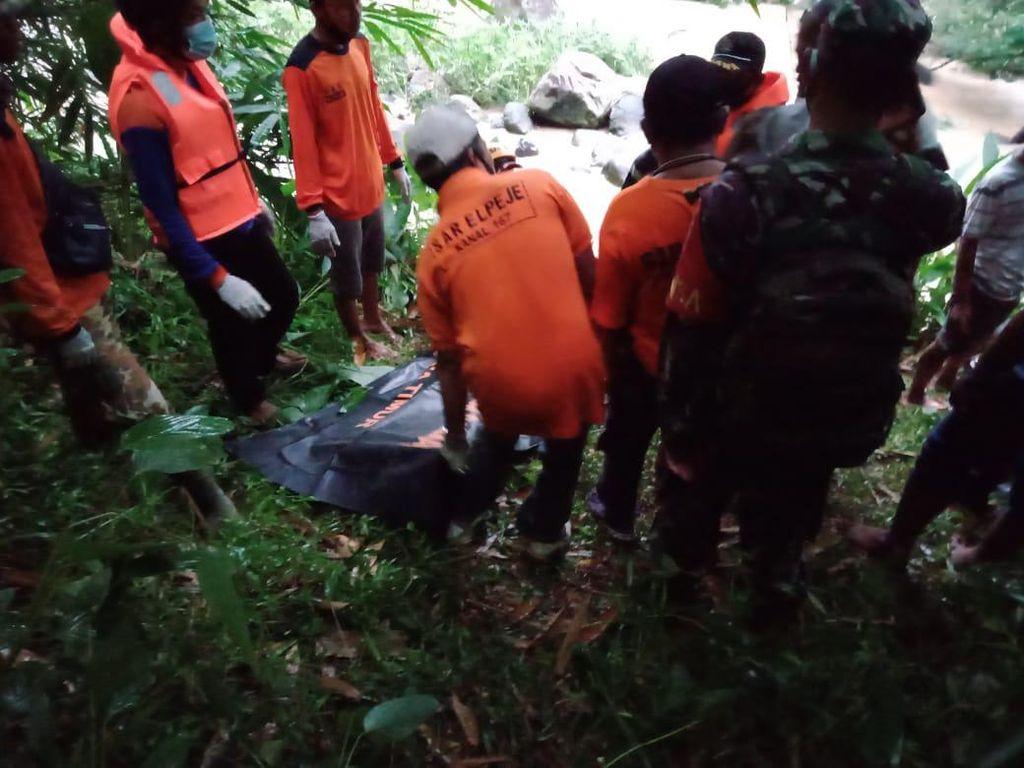 Seorang Pemancing Ditemukan Tewas Terseret Arus Sungai di Ngawi