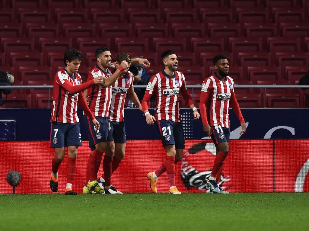 Jadwal Liga Spanyol: Atletico Diuji Sevilla Akhir Pekan Ini