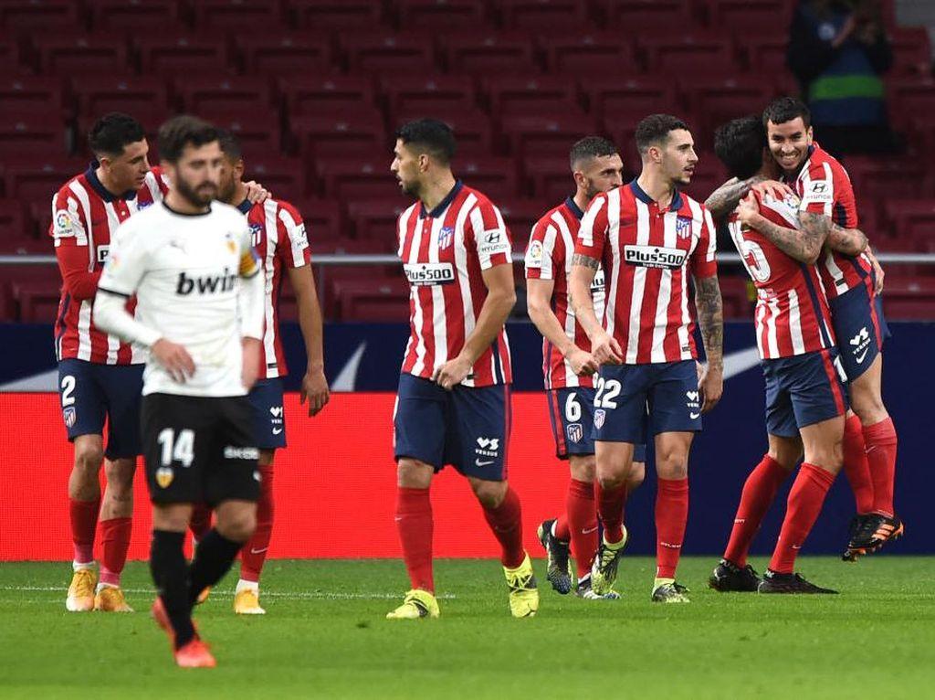Atletico Vs Chelsea: Los Colchoneros Bagus saat Menjamu Klub Inggris