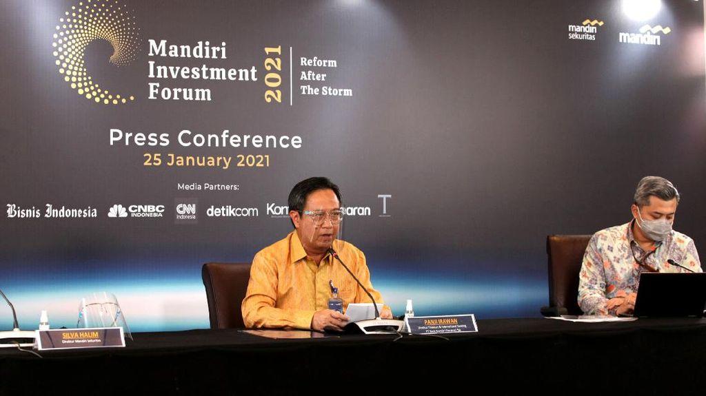 Digelar Virtual, 14 Ribu Peserta Hadiri Mandiri Investment Forum