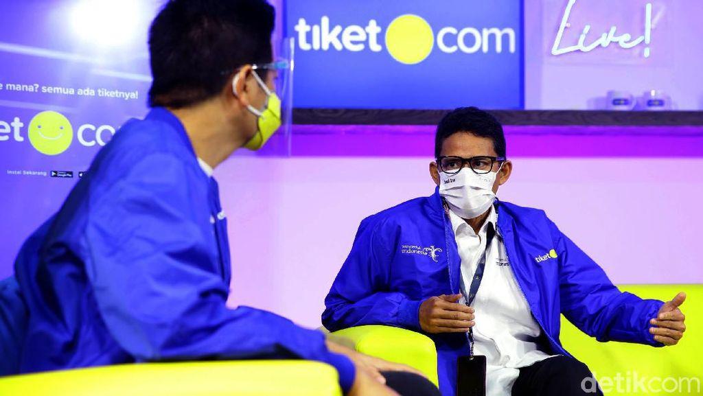 Dorong Pemulihan Pariwisata Nasional di Masa Pandemi