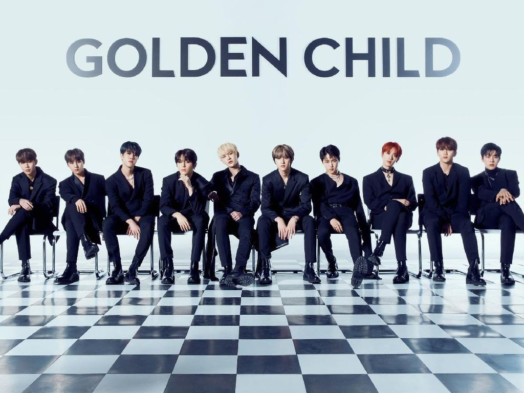 Comeback Epik Golden Child Lewat MV Sinematik Burn It