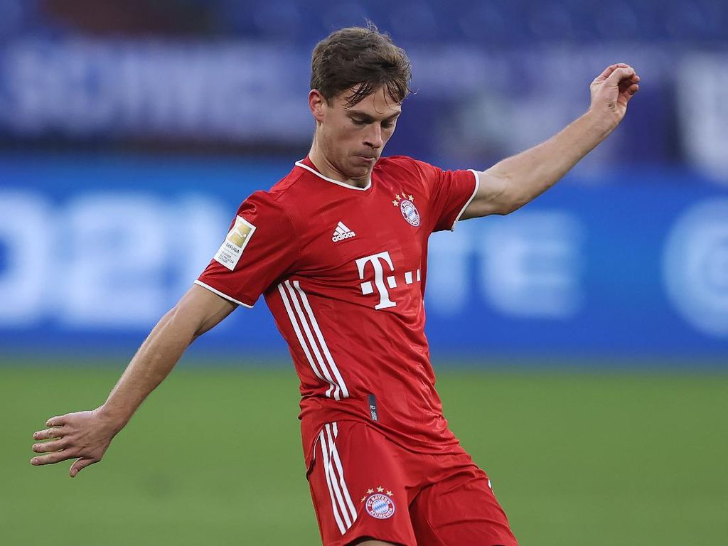 Schalke 04 Vs Bayern: Umpan-umpan Manja Joshua Kimmich