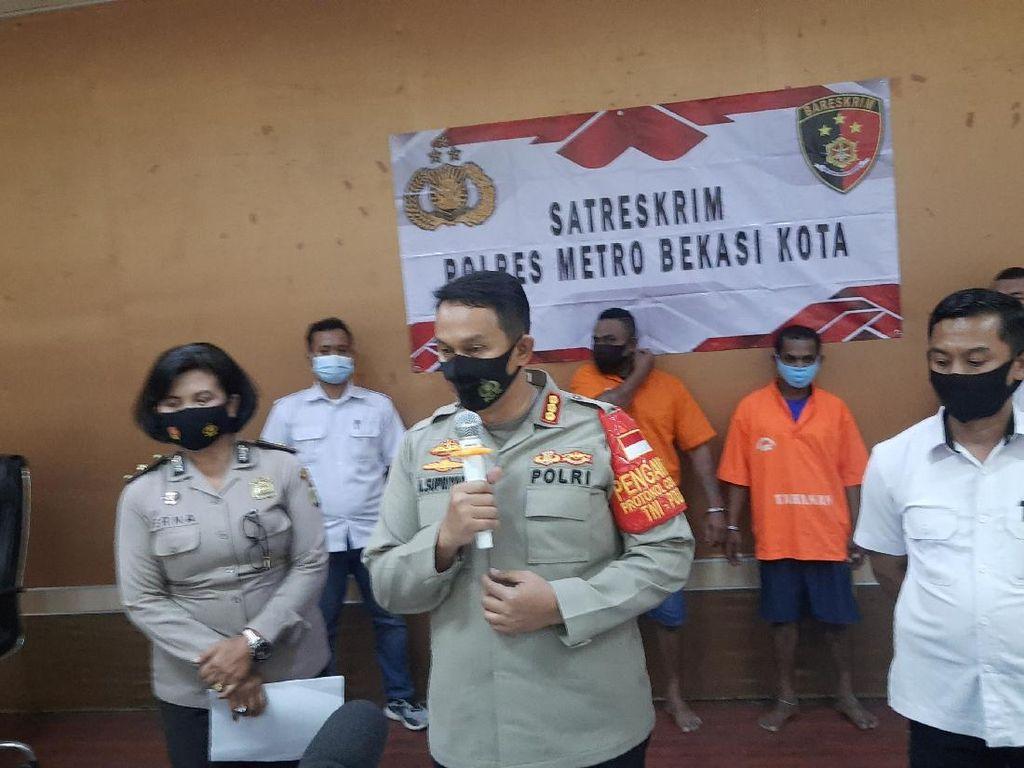 Polisi: Bentrok Ormas di Bekasi Dipicu Persaingan Pengamanan Kafe