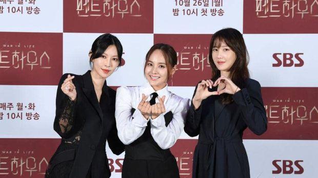 Kim So-yeon The Penthouse