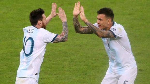 Di Maria Menanti Main Bareng Dengan Messi di PSG
