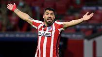 Luis Suarez Adalah Sinonim dari Gol