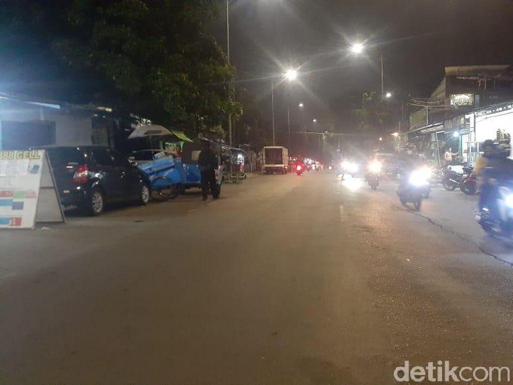 Damainya Malam di Manggarai Jakarta Tanpa Tawuran