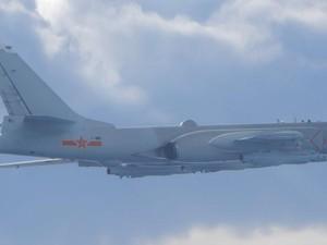 China Gelar Latihan Pesawat Tempur Dekat Taiwan, Untuk Menguji Biden?