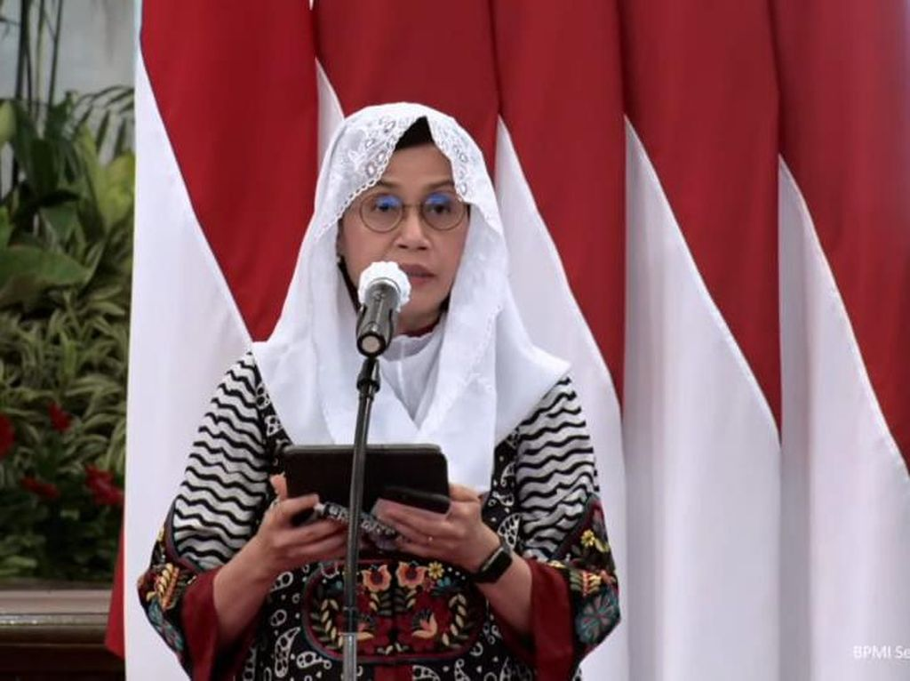 Sri Mulyani Bidik Proyek Rp 27 T Dibiayai Surat Utang Syariah