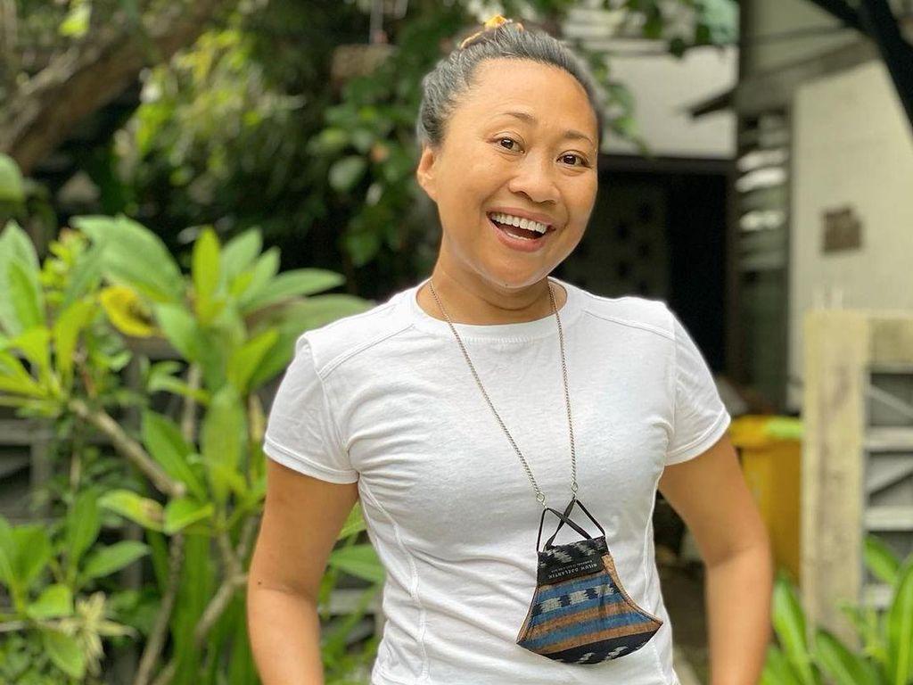 Mau Ngantor dari Bali, Sandiaga Uno Didukung Ni Luh Djelantik