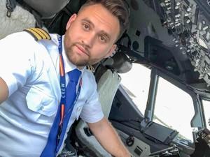 Kisah Pilot yang Jadi Kuli Bangunan dan Pengantar Barang karena Corona
