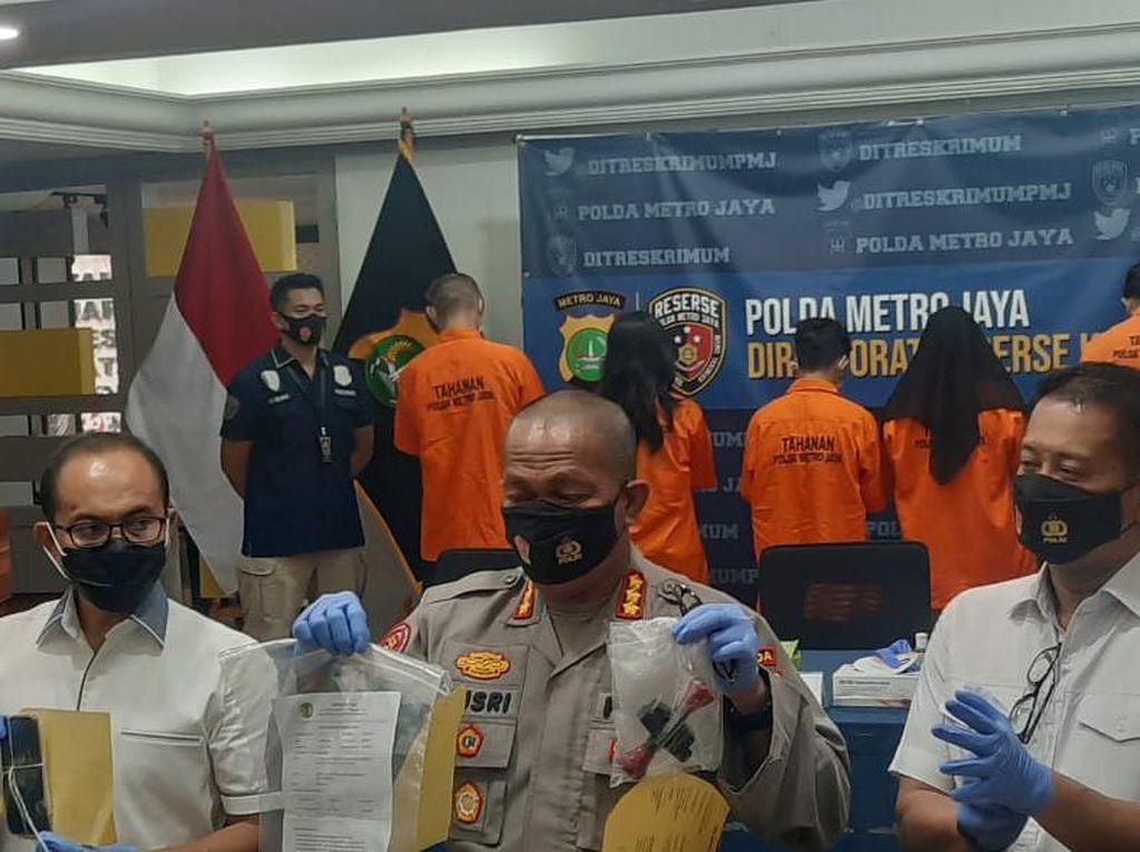 Lagi-lagi Pemalsu Hasil Tes Swab Ditangkap Polisi