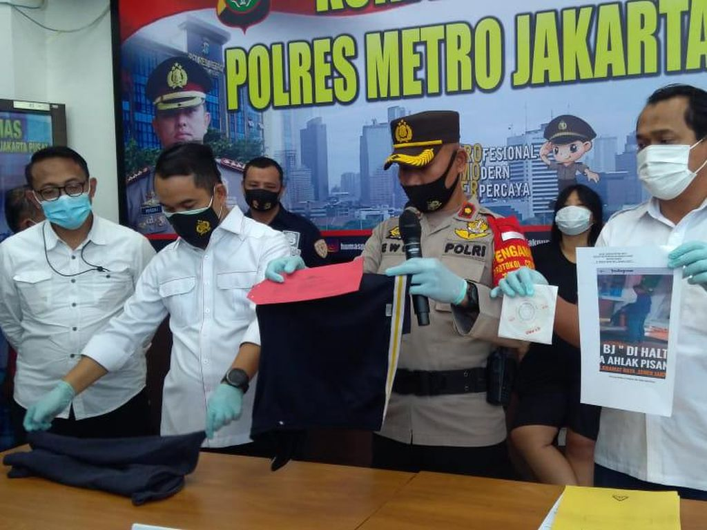 Polisi Imbau Pria Pelaku Mesum di Halte di Senen Serahkan Diri