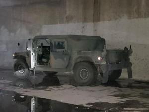 Gila, Rantis di Gudang Senjata Militer Digondol Maling