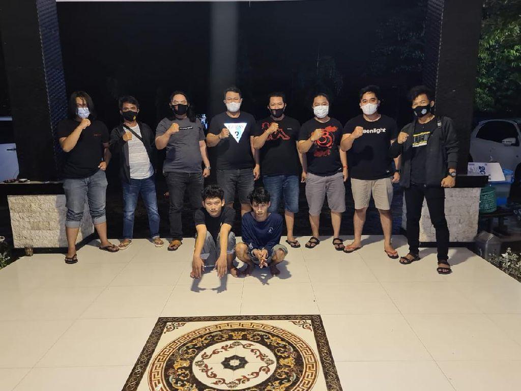 Retas Akun WhatsApp Kapolsek Duapitue Sulsel, 2 Pemuda Ditangkap