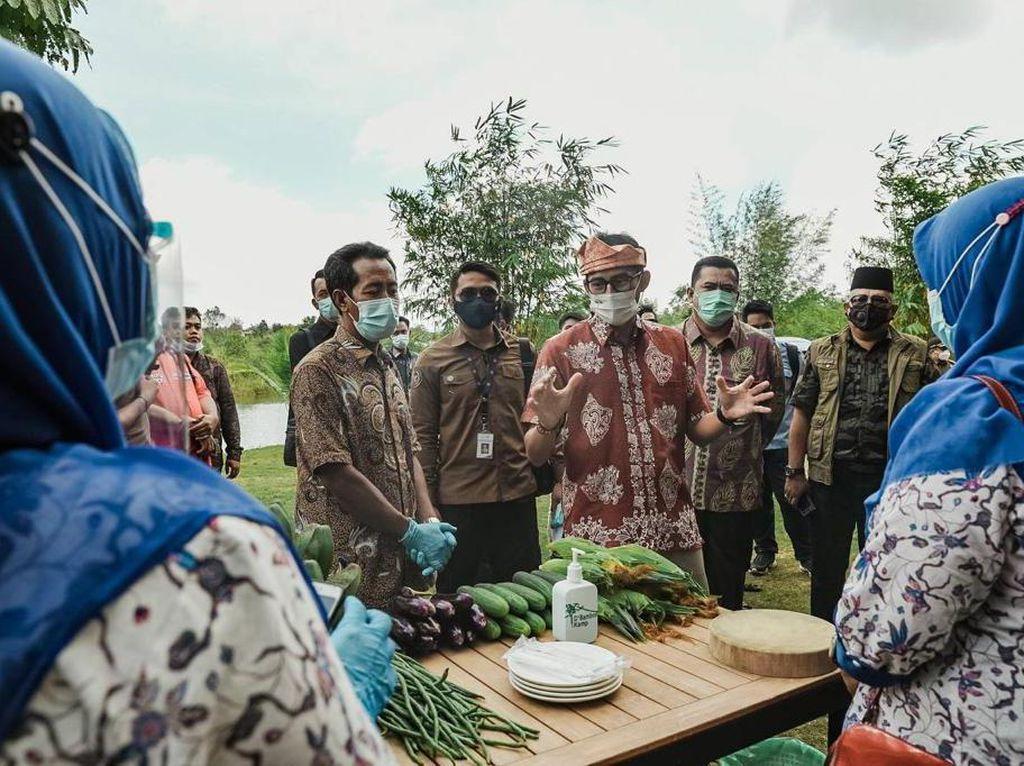 Sandiaga: Desa Wisata di Bintan, Salah Satu Terbaik di Indonesia