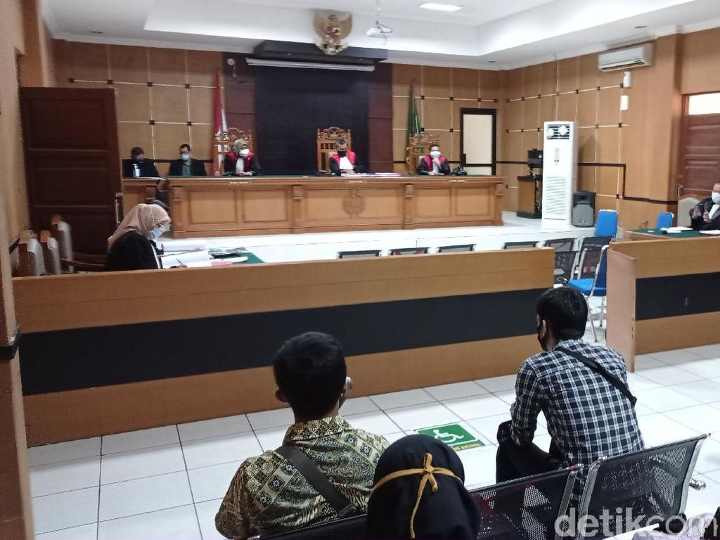 3 Pelaku Politik Uang Pilbup Pangandaran Divonis Hukuman Percobaan 12 Bulan