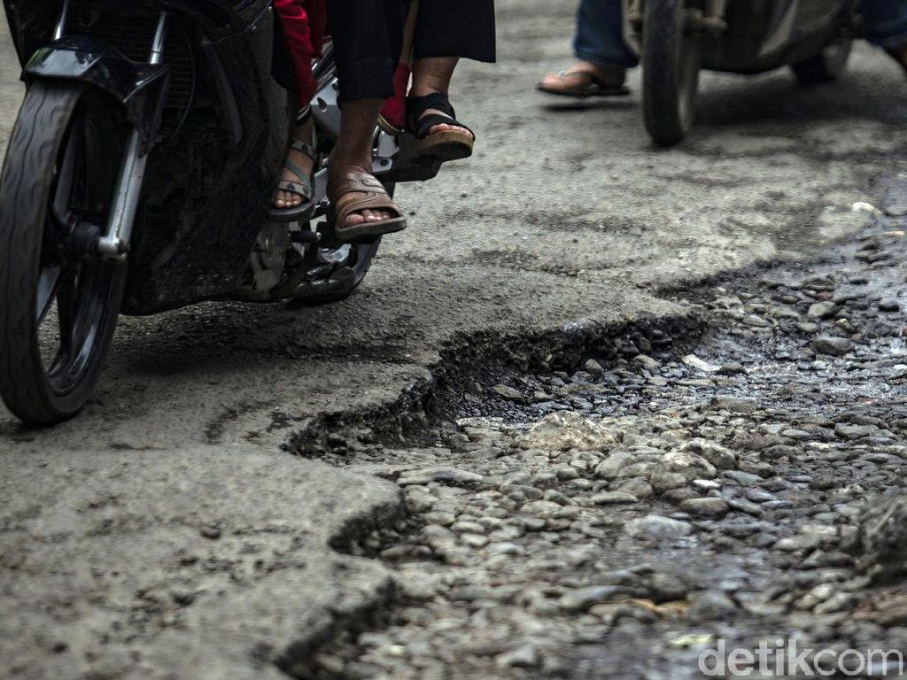Pemerintah Tak Segera Perbaiki Jalan Rusak Bisa Kena Sanksi Lho