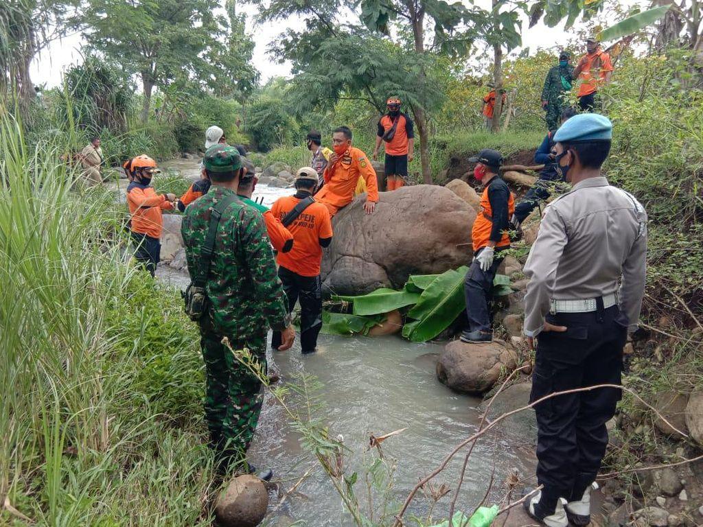 Satu Lagi Pemancing yang Tewas Terseret Arus Sungai di Ngawi Ditemukan