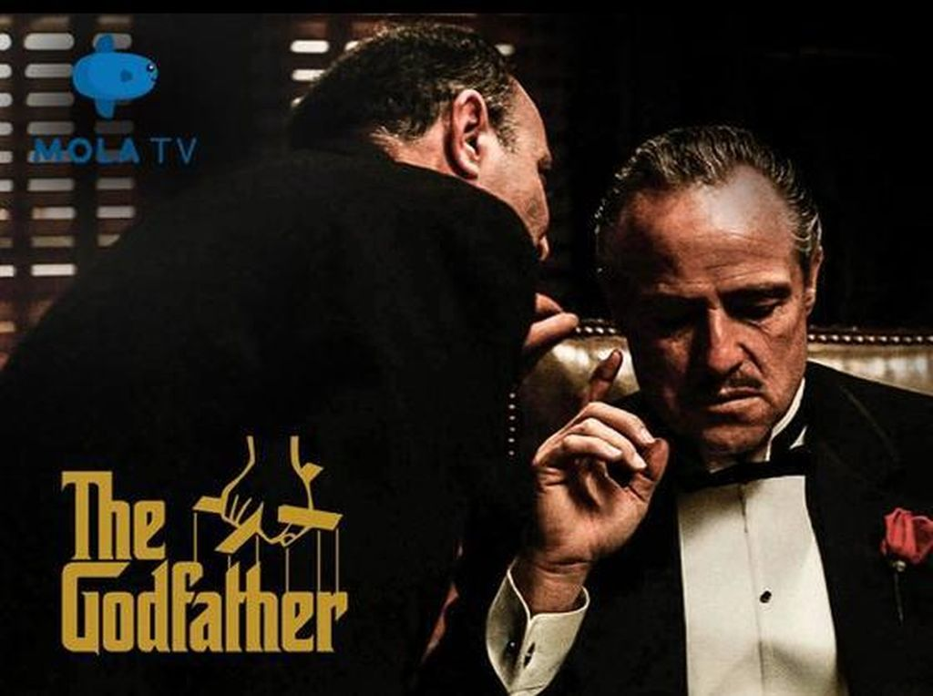 Tonton Lagi Kisah Mafia di The Godfather, Kini Tayang di Mola TV
