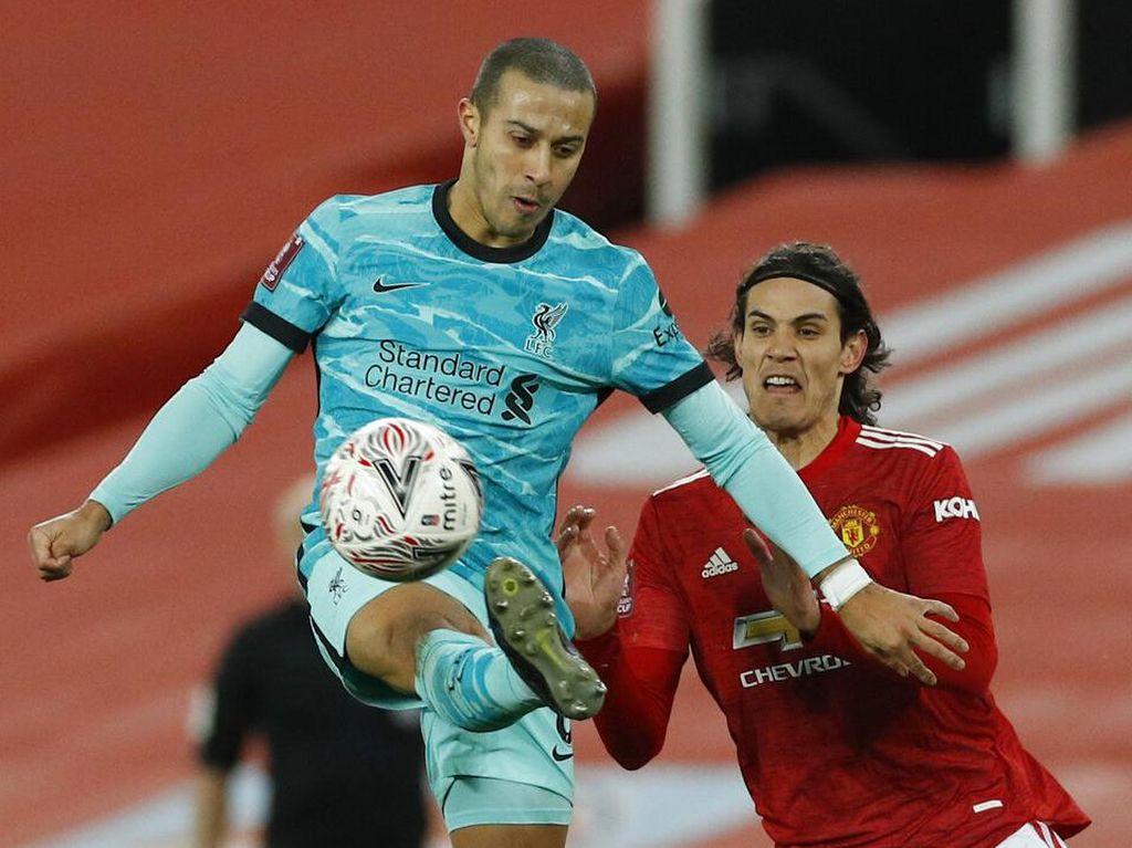 Thiago Jadi Kutukan Liverpool?