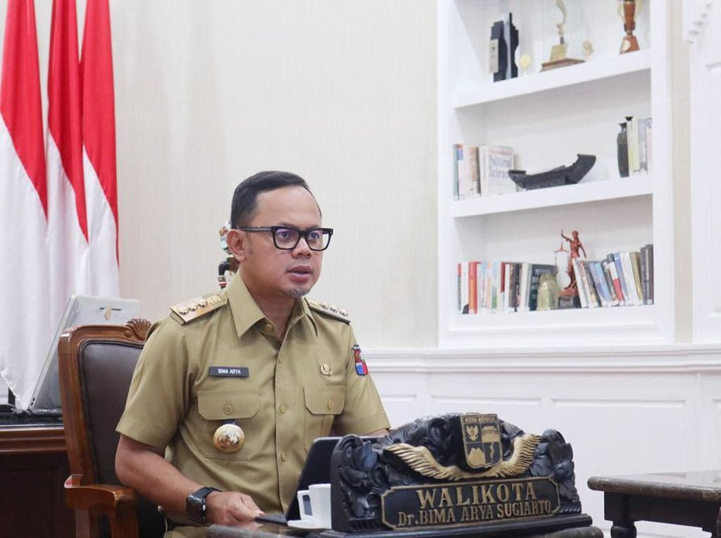 RPJMD Kota Bogor Direvisi, Bima Arya Tegaskan Visi & Misi Tak Berubah