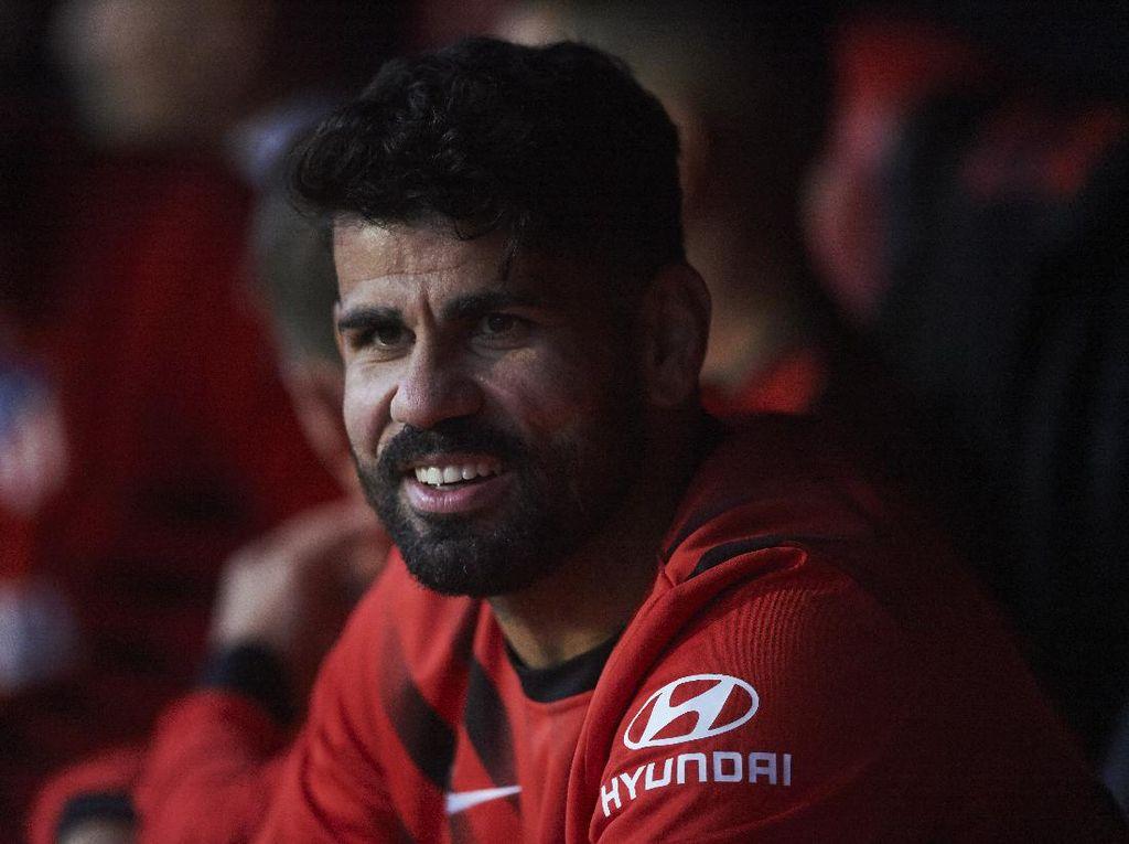Man City Disarankan Rekrut Diego Costa untuk Juara Premier League