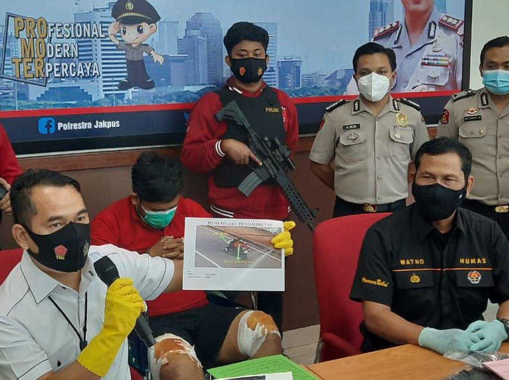 3 Bulan Kabur, DPO Begal Pesepeda Kolonel Marinir di Jakpus Ditangkap!