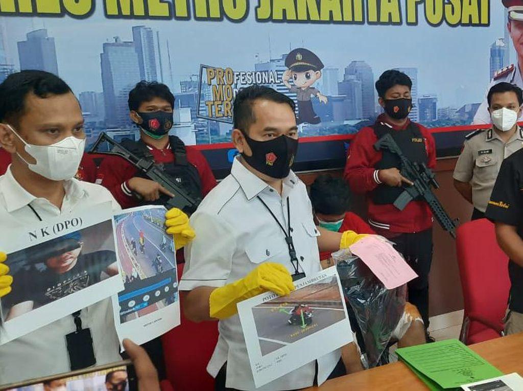 Residivis, DPO Begal Pesepeda Kolonel Marinir di Jakpus Sudah 11 Kali Aksi